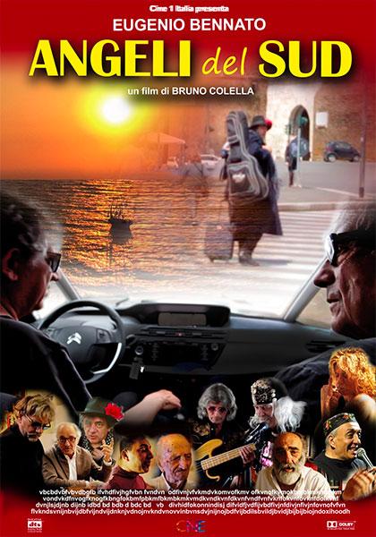 locandina Angeli del Sud, film Eugenio Bennato, film Bruno Colella,